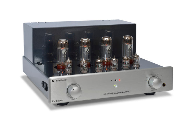 PrimaLuna Evo 300 Integrated Tube Amplifier