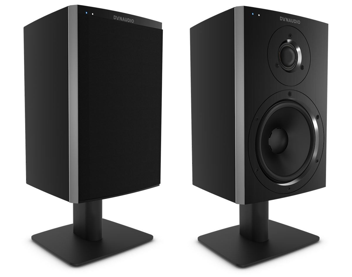 Dynaudio Xeo 2 Wireless Powered Speaker Desk Stands Pair