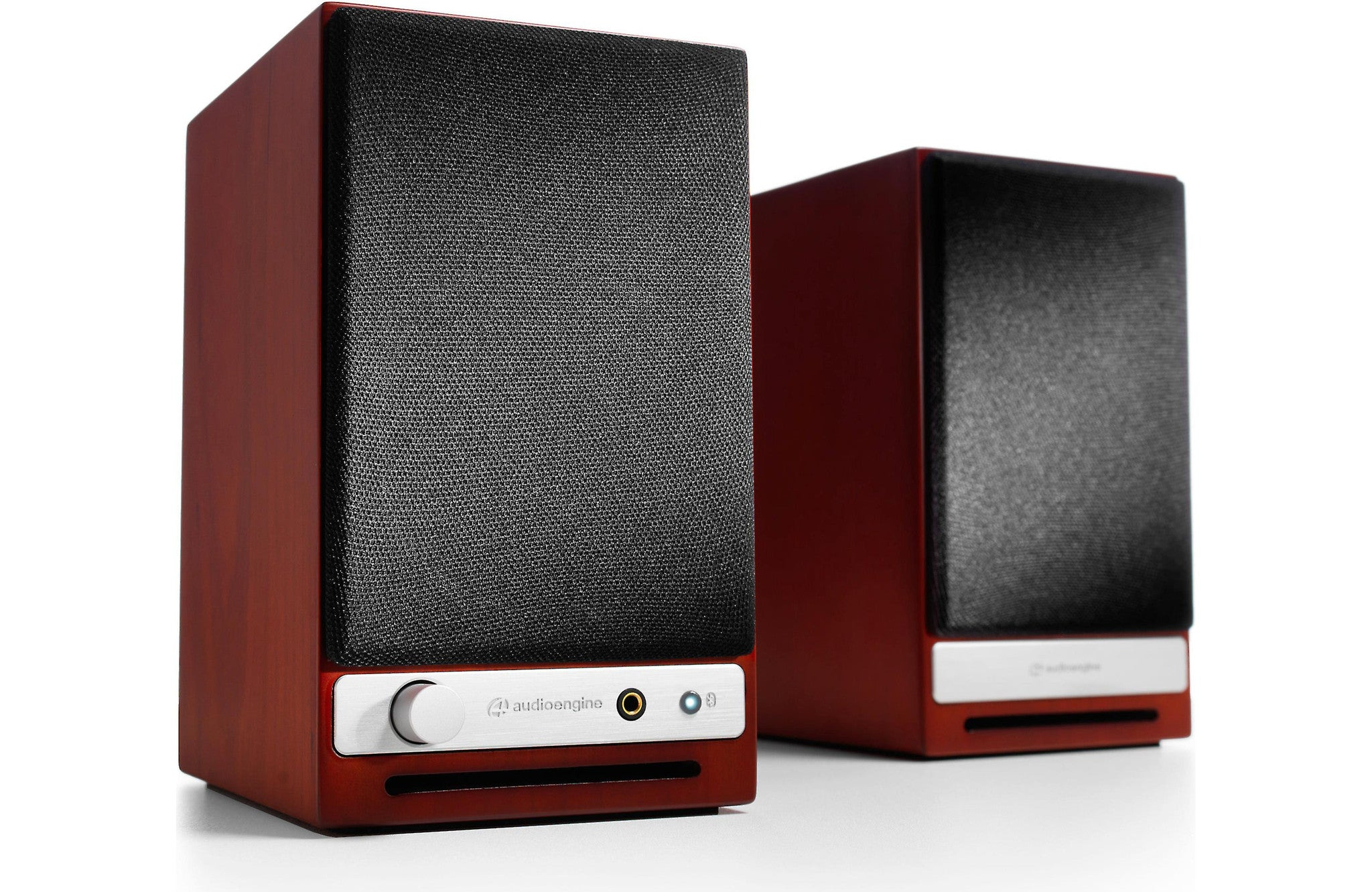 Audioengine HD3 Premium Wireless Powered Speakers - CHERRY