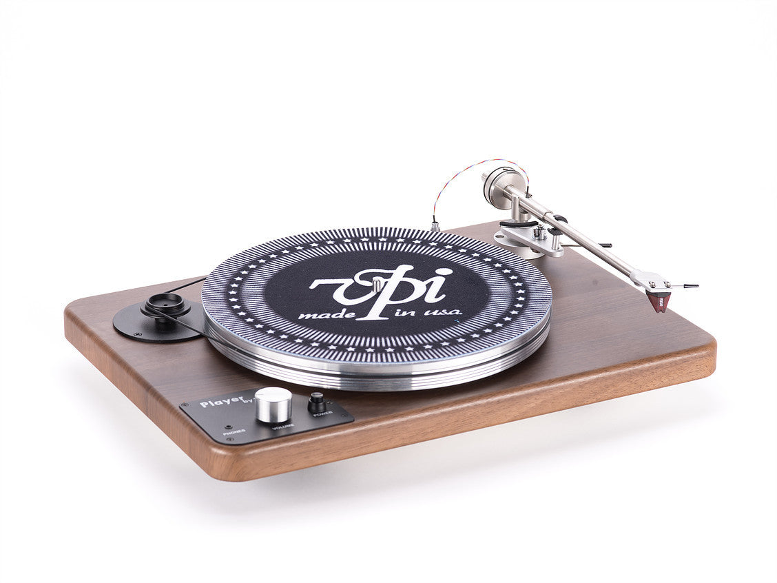 VPI Player Turntable walnut