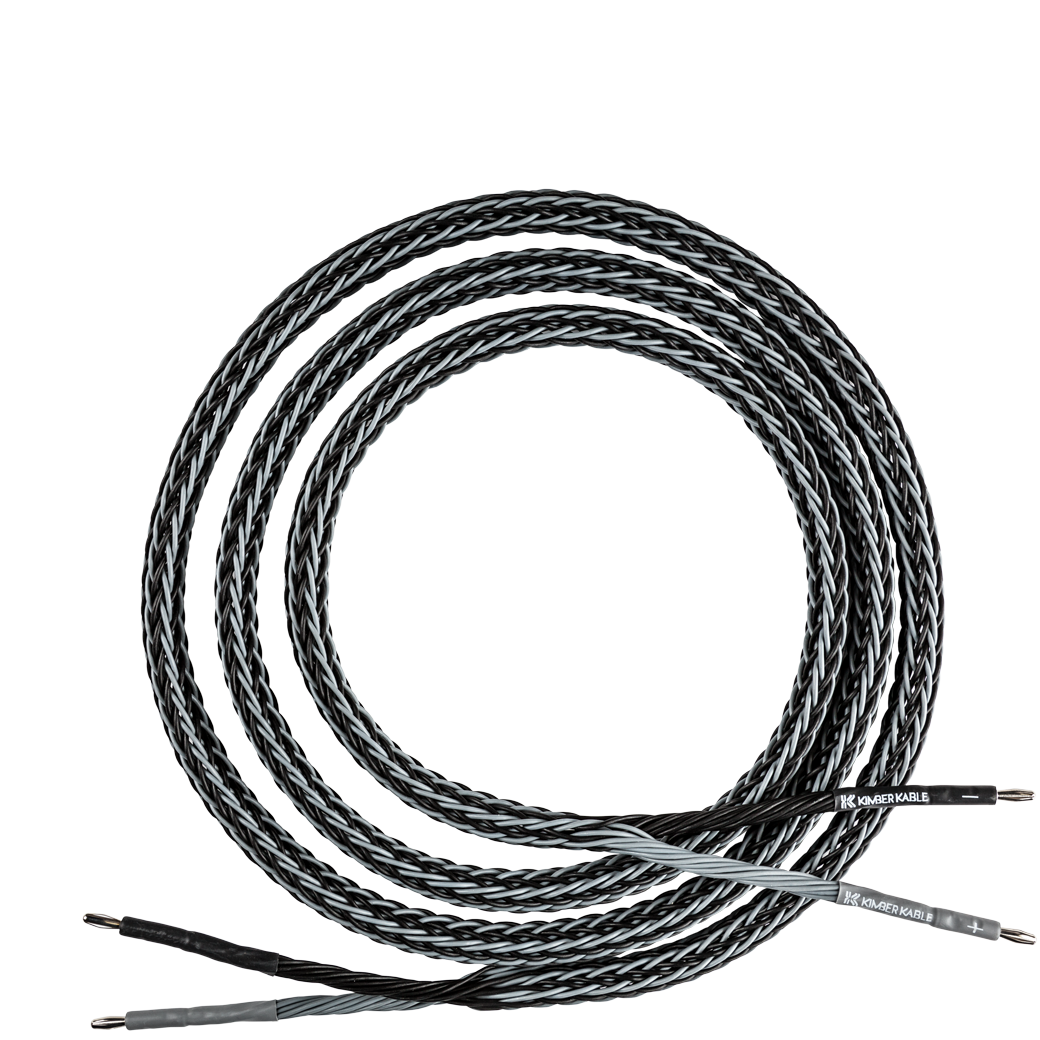 Kimber Kable 12VS Speaker Cables - PAIR - Dedicated Audio