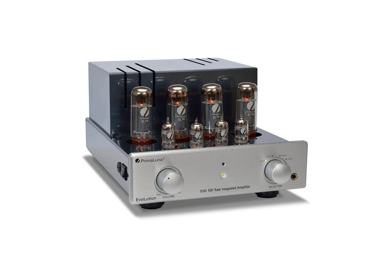 PrimaLuna Evo 100 Integrated and Headphone Amplifier