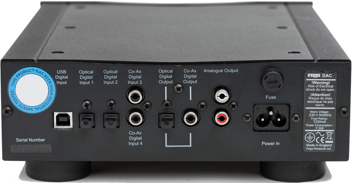 Rega DAC-R Digital to Analog Convertor