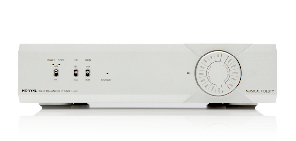 Musical Fidelity MX-VYNL Phono Preamplifier