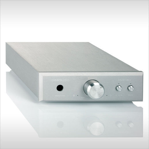 Clearaudio Balanced Plus MM/MC Phono Preamplfier