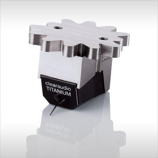 Clearaudio Titanium V2 MC Phono Cartridge