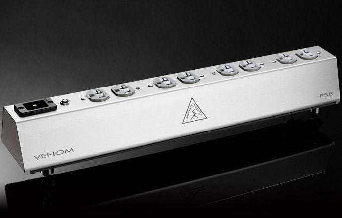 Shunyata Research Venom PS8 Power Conditioner Package with SSF38