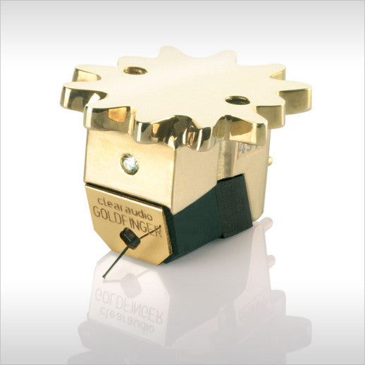Clearaudio Goldfinger Statement MC Phono Cartridge
