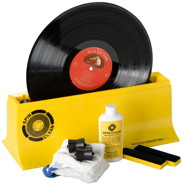 Spin-Clean® Record Washer MKII Kit