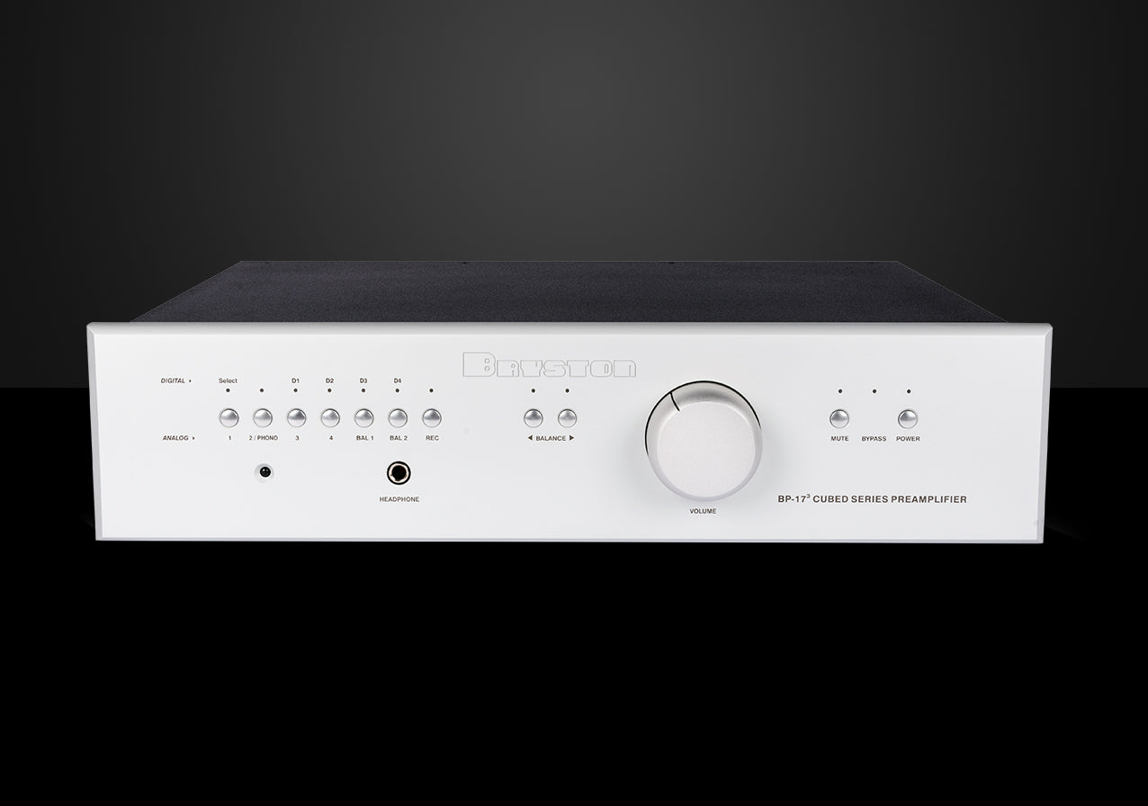 BRYSTON BP-17³ Stereo Preamplifier