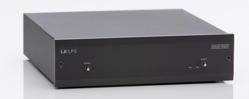 Musical Fidelity LX-LPS Phono Preamplifier