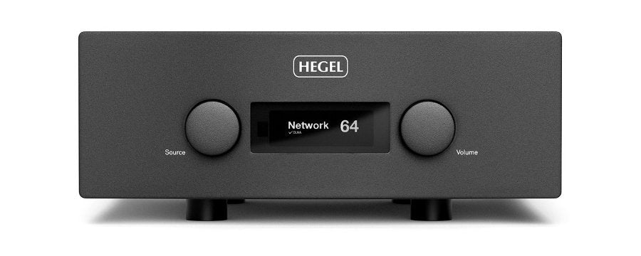 Hegel H590 Integrated Amplifier with Network Streaming