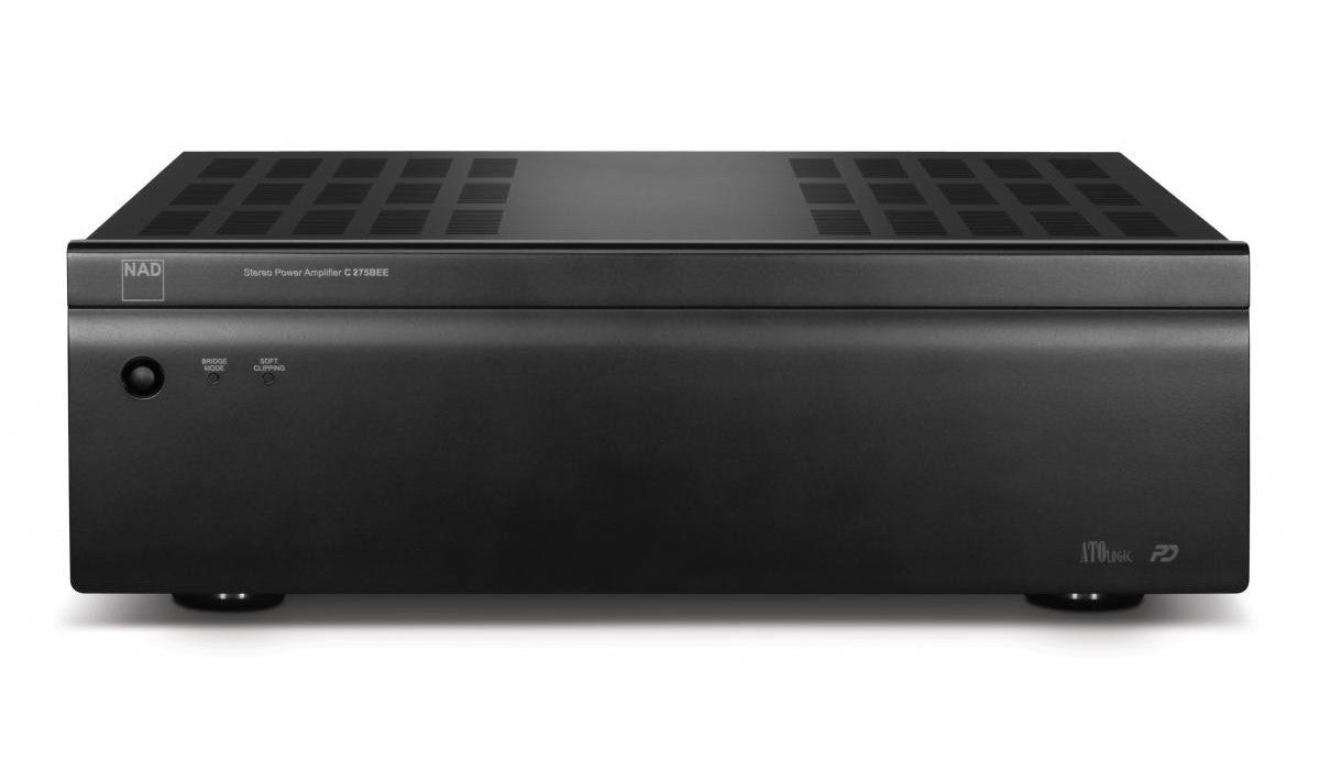 nad c 275bee stereo power amplifier dedicated audio. Black Bedroom Furniture Sets. Home Design Ideas