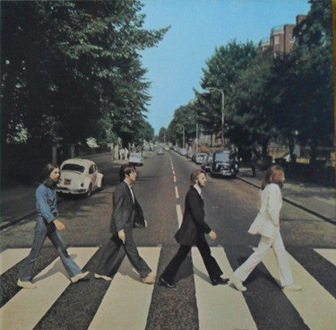 The Beatles - Abbey Road - LP Vinyl