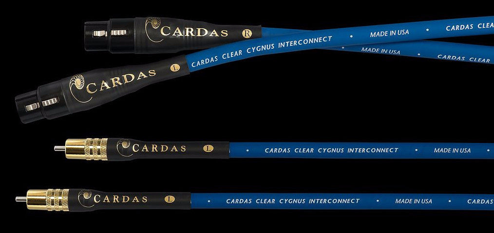 Cardas Clear Cygnus Interconnect