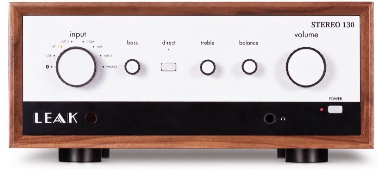 Leak 130 Stereo Integrated Amplifier