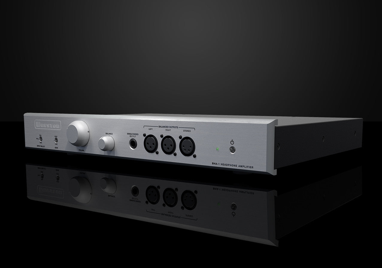 Bryston BHA-1 Balanced Headphone Amplifier