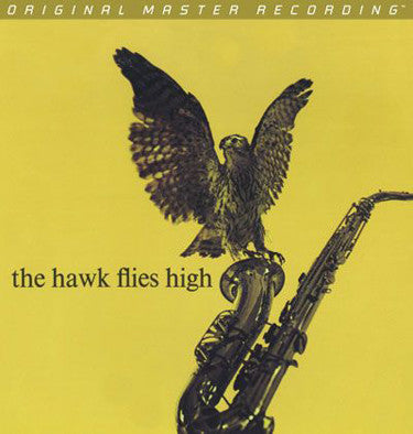 Coleman Hawkins - The Hawk Flies High - 180g Limited LP Vinyl - MOFI