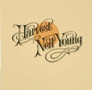 Neil Young - Harvest - LP Vinyl IMPORT