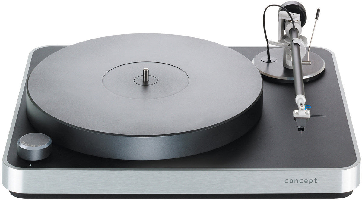 Clearaudio Concept Turntable - SILVER