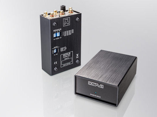 Octave Phono EQ.2 Phono Preamplifier