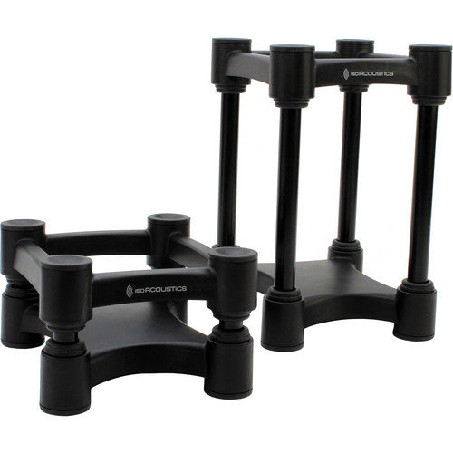 IsoAcoustics ISO-L8R155 Medium Studio Monitor Isolation Stands - PAIR
