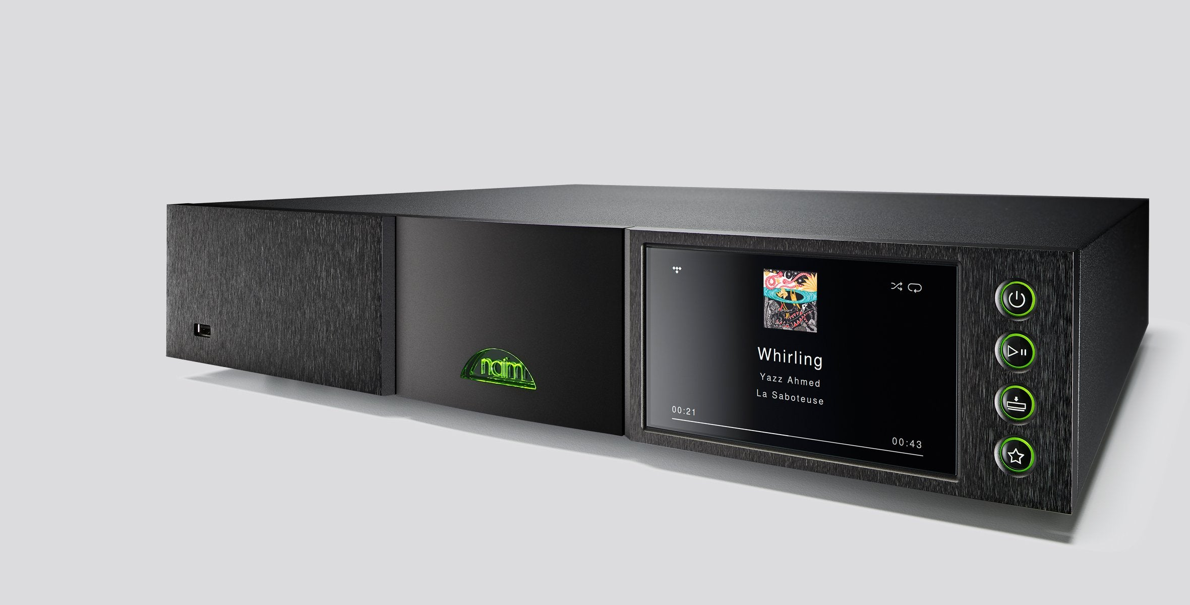 Naim  NDX 2 Network Streamer with DAC