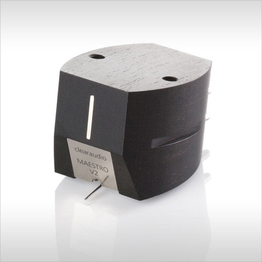 Clearaudio Maestro V2 Ebony MM Phono Cartridge