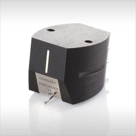 Clearaudio Performer Ebony MM Phono Cartridge