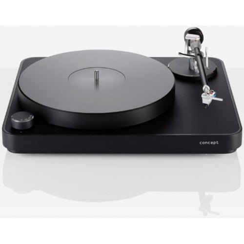 Clearaudio Concept Turntable - BLACK