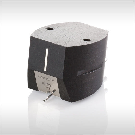 Clearaudio Artist V2 Ebony MM Phono Cartridge