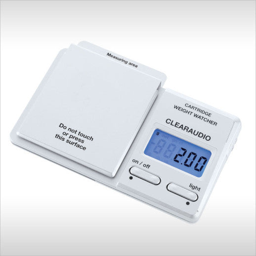 Clearaudio Weight Watcher Electronic Tracking Force Gauge