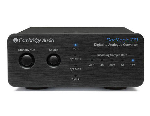 Cambridge Audio DacMagic 100 Digital-to-Analog Converter