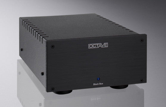 Octave Black Box Capacitance Power Storage Device
