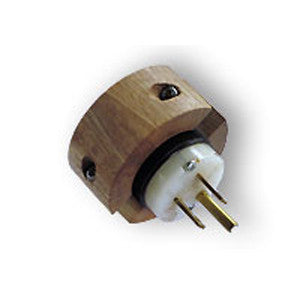 Acme Audio Myrtle-wood Power Connector Tuning Device