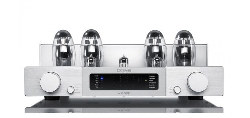 Octave V80SE Tube Integrated Amplifier