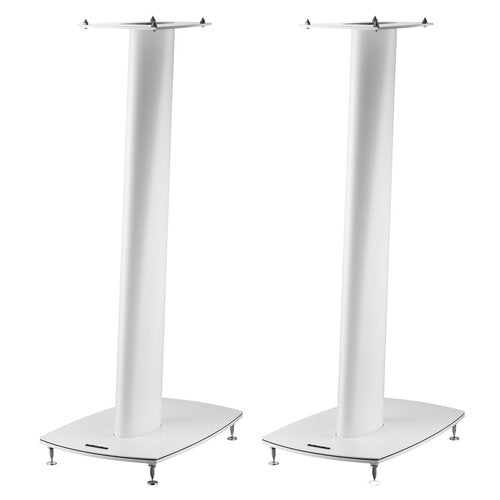 Dynaudio Stand 3x Speaker Stands - PAIR - Satin White - Open Box