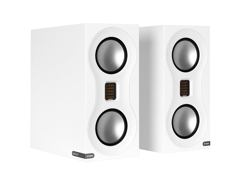 Monitor Audio Studio Standmount Bookshelf Speaker - PAIR