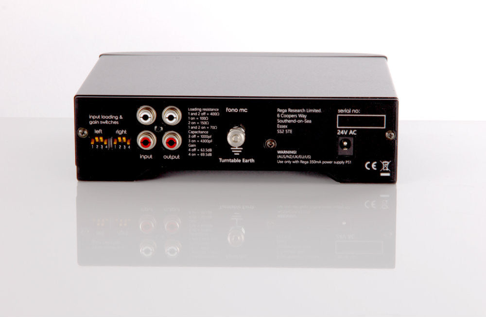 Rega Fono MC Moving Coil Phono Preamplifier