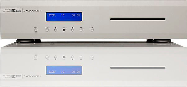 Musical Fidelity M2SCD CD Player