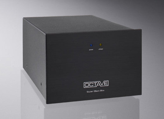 Octave Super Black Box Capacitance Power Storage Device