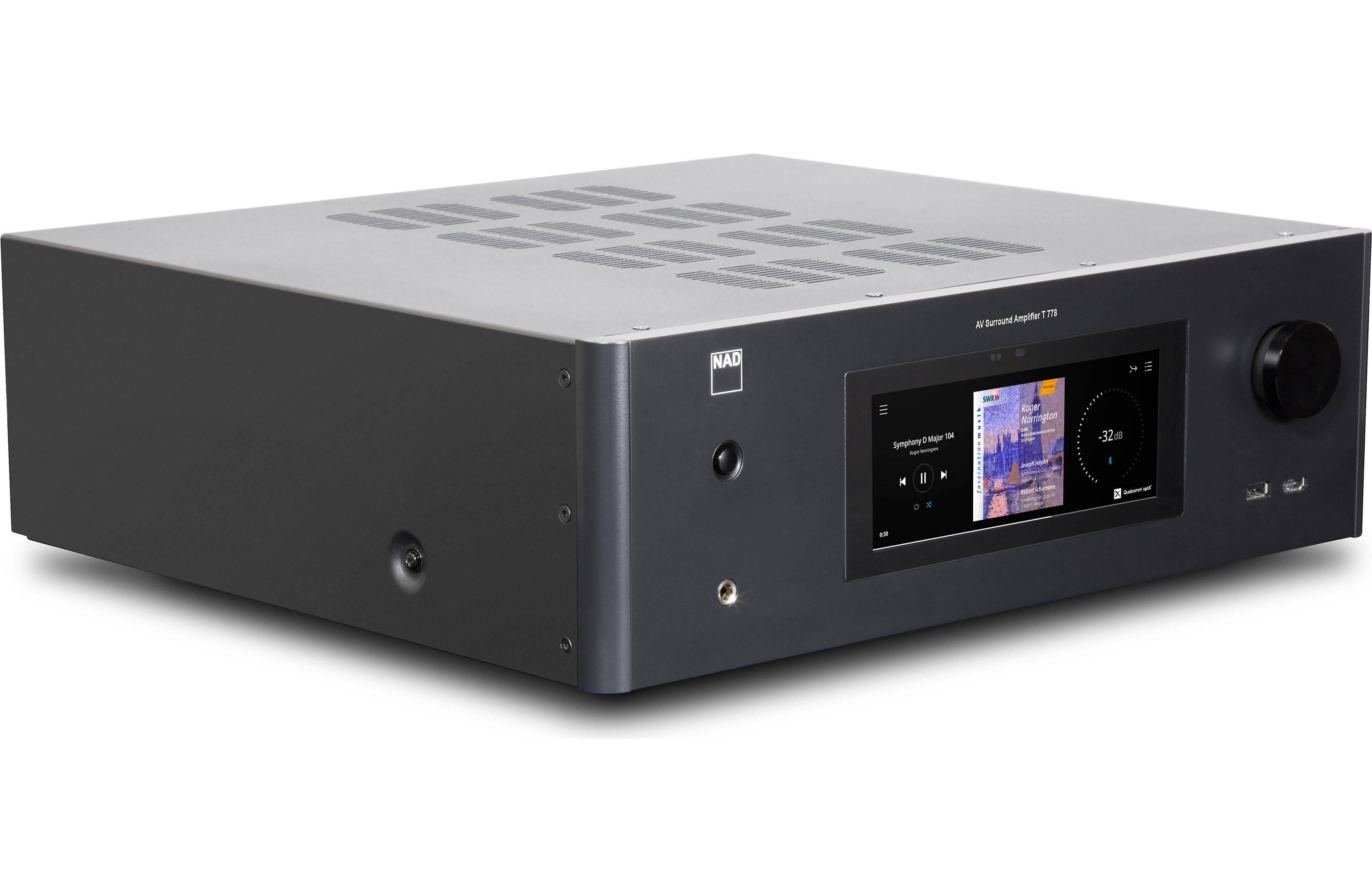 Bryston BDP-2 Digital Player
