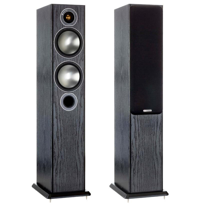 Monitor Audio Bronze 5 Floorstanding Loudspeakers - PAIR