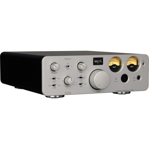 SPL Phonitor X Headphone Amplifier + Preamplifier + Optional DAC