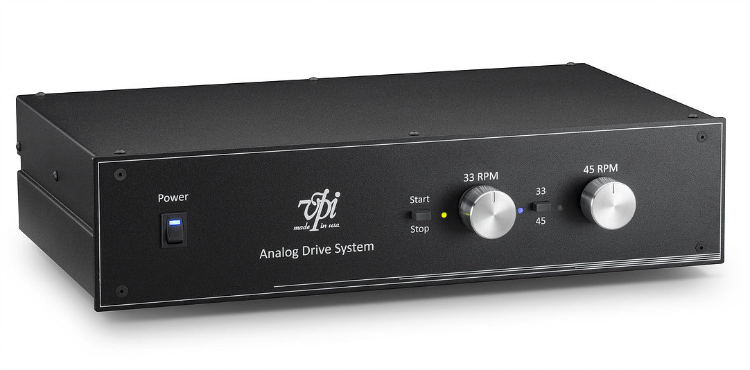 VPI ADS Analog Drive System Speed Control