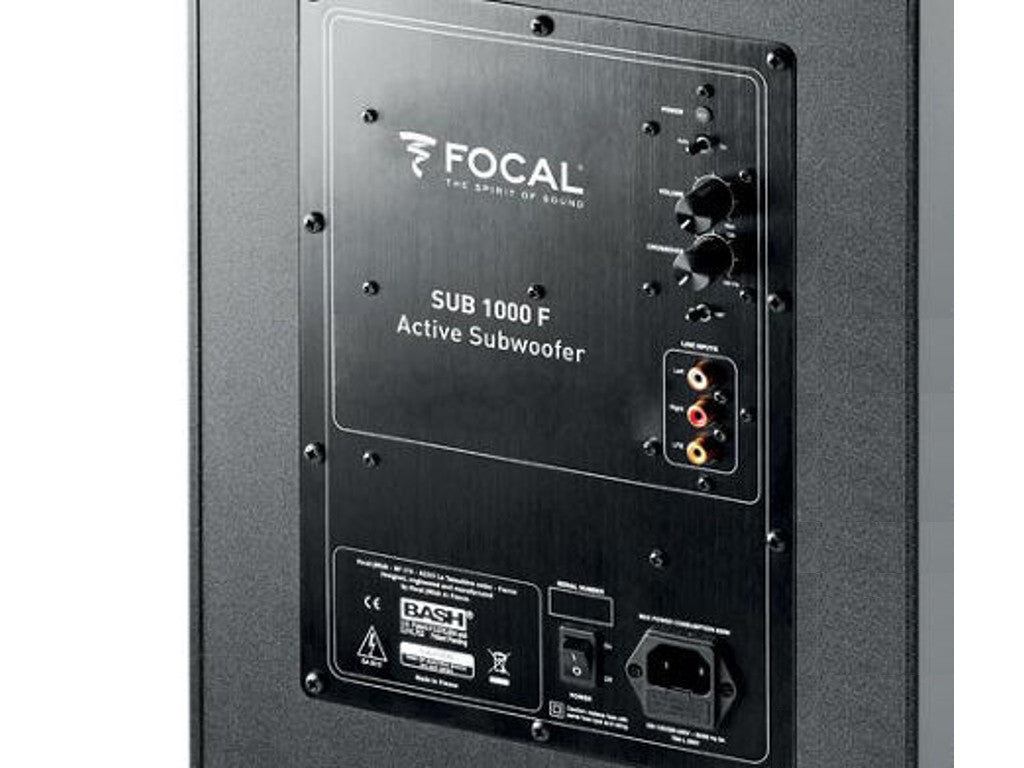 Focal Sub 1000 F Powered Subwoofer