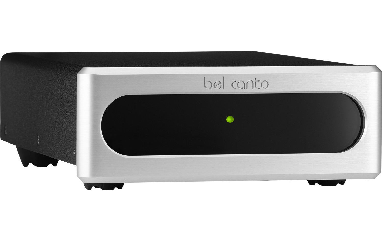 Bel Canto Design REF500S Stereo Amplifier Silver