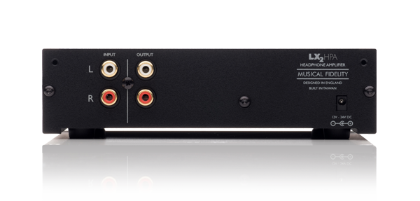 Musical Fidelity LX2-HPA Headphone Amplifier