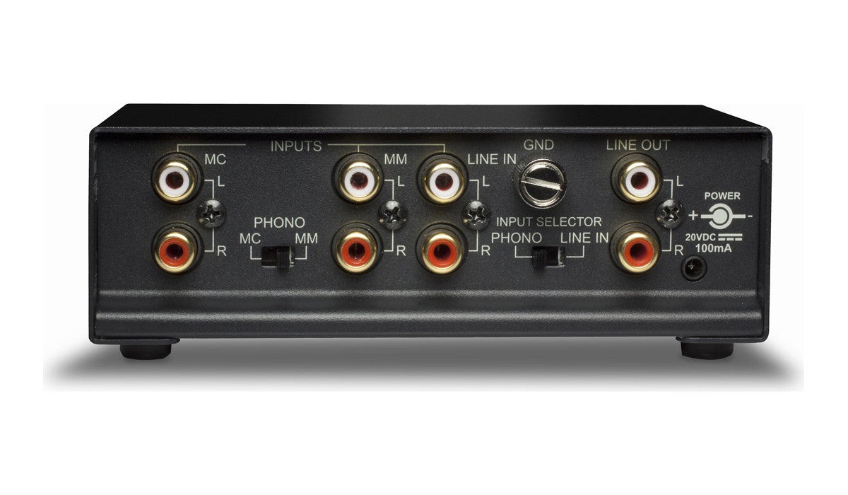 NAD PP 4 USB Phono Preamplifier