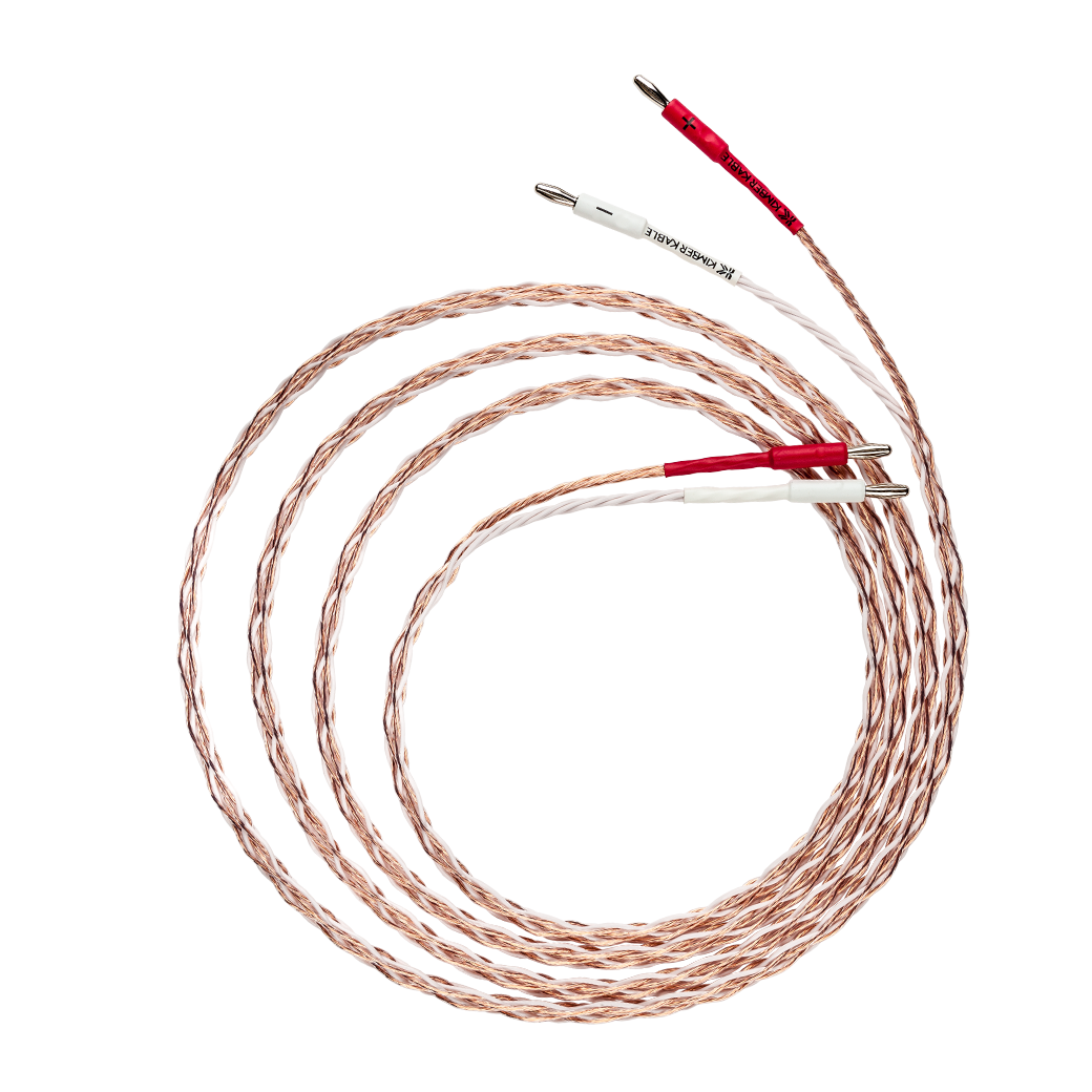 Kimber Kable 4TC Speaker Cables - PAIR